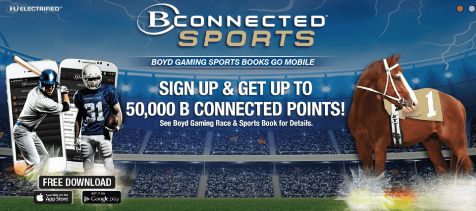 B-Connected Sports Betting App