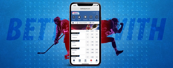 Betfred Sports Nevada Promo Code